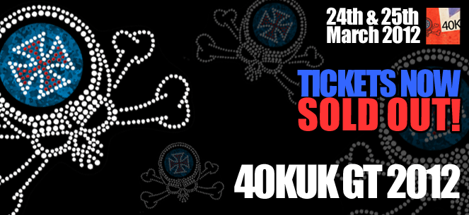 GT Tickets Now Sold Out