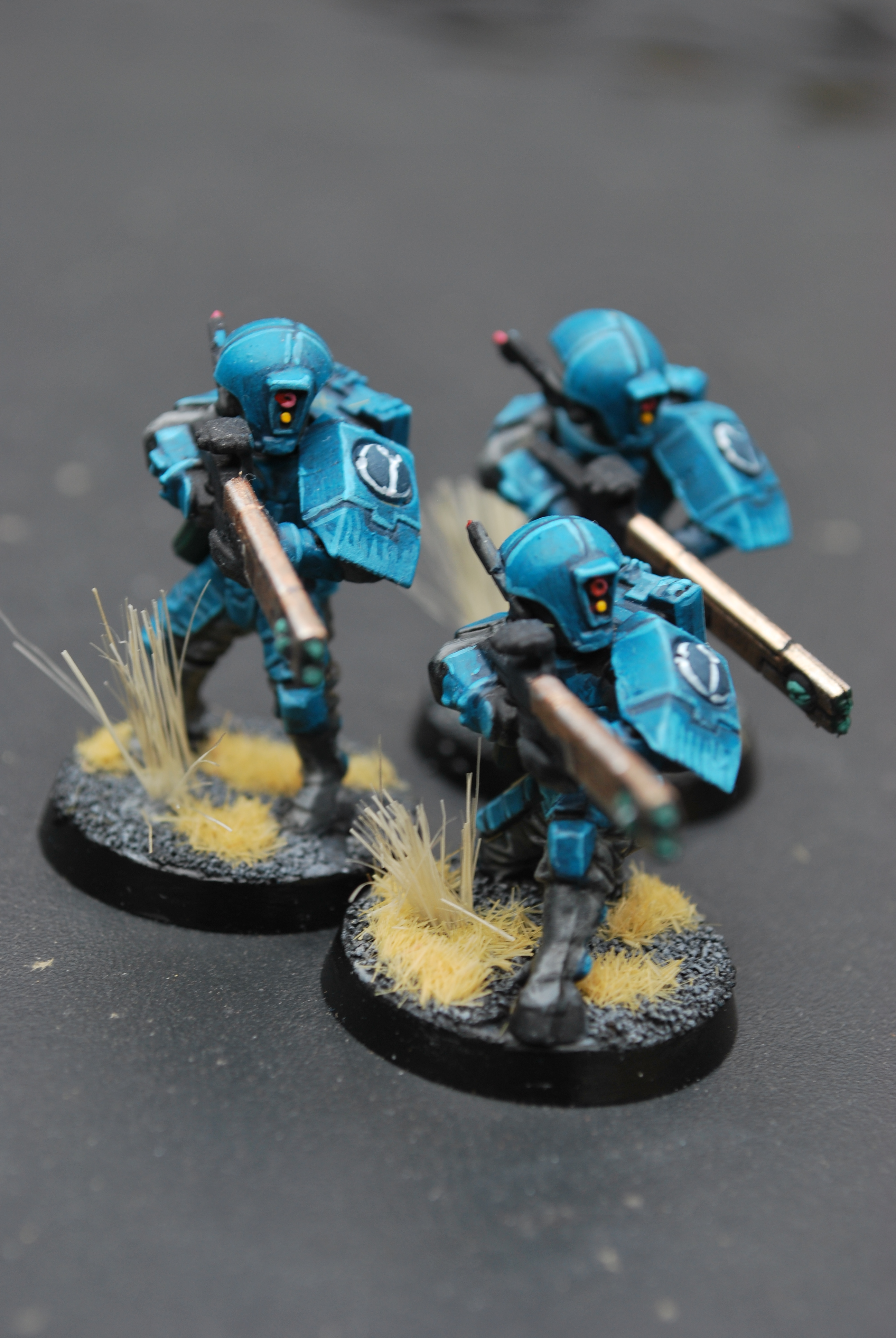 Age Of Armies Tau Empire By Bj The Brave 40kuk The